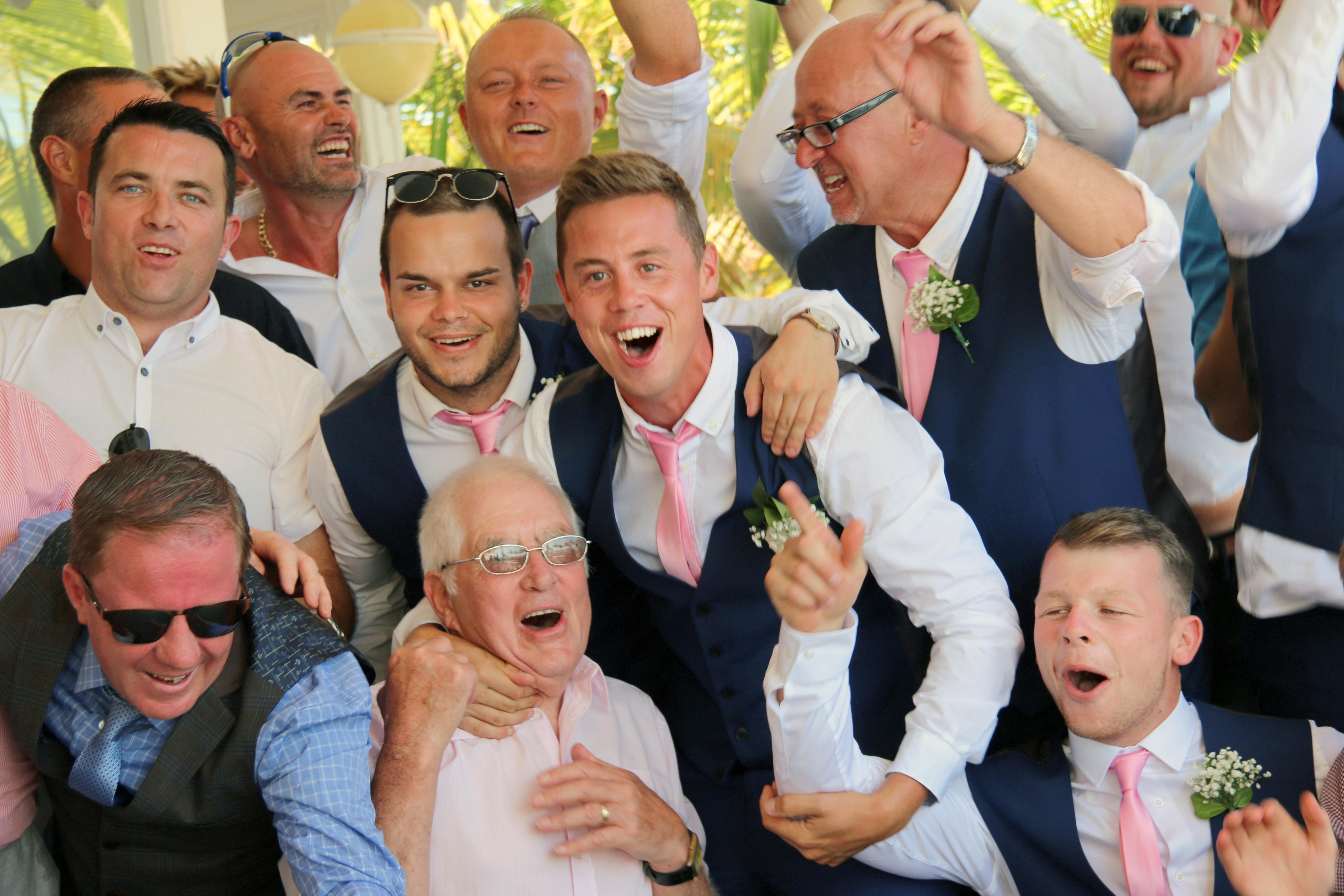 More lads