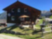 Haus Frontseite