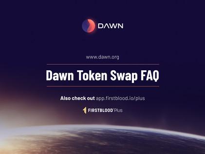 Dawn Token Swap FAQ
