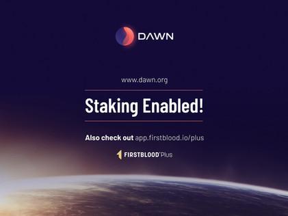 Dawn Protocol Staking