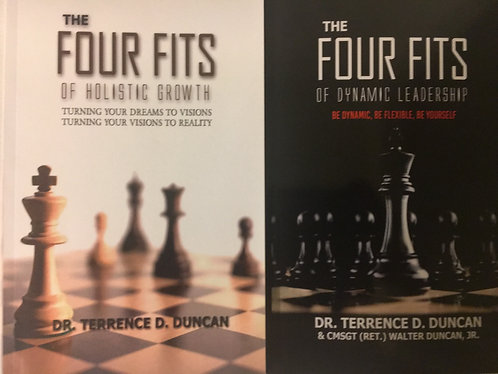 The Four Fits series (autographed copy)