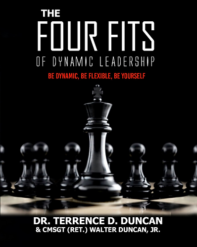 The Four Fits of Dynamic Leadership (autographed copy)