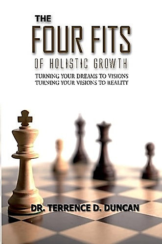 The Four Fits of Holisitc Growth (autographed copy)