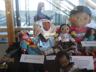 Pueblo Rawlings Library Doll Show