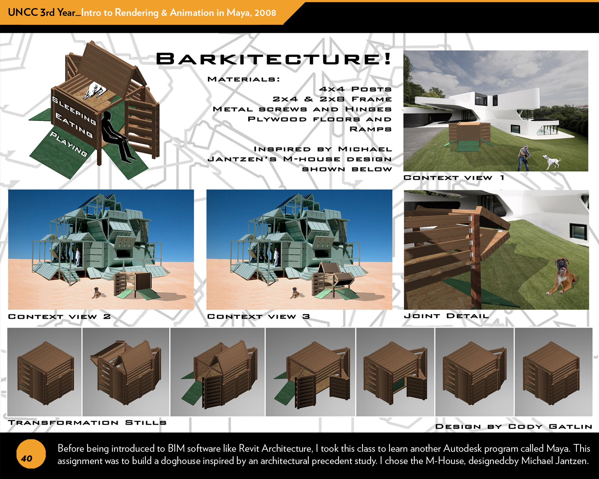 DOGHOUSE DESIGN_BARKITECTURE