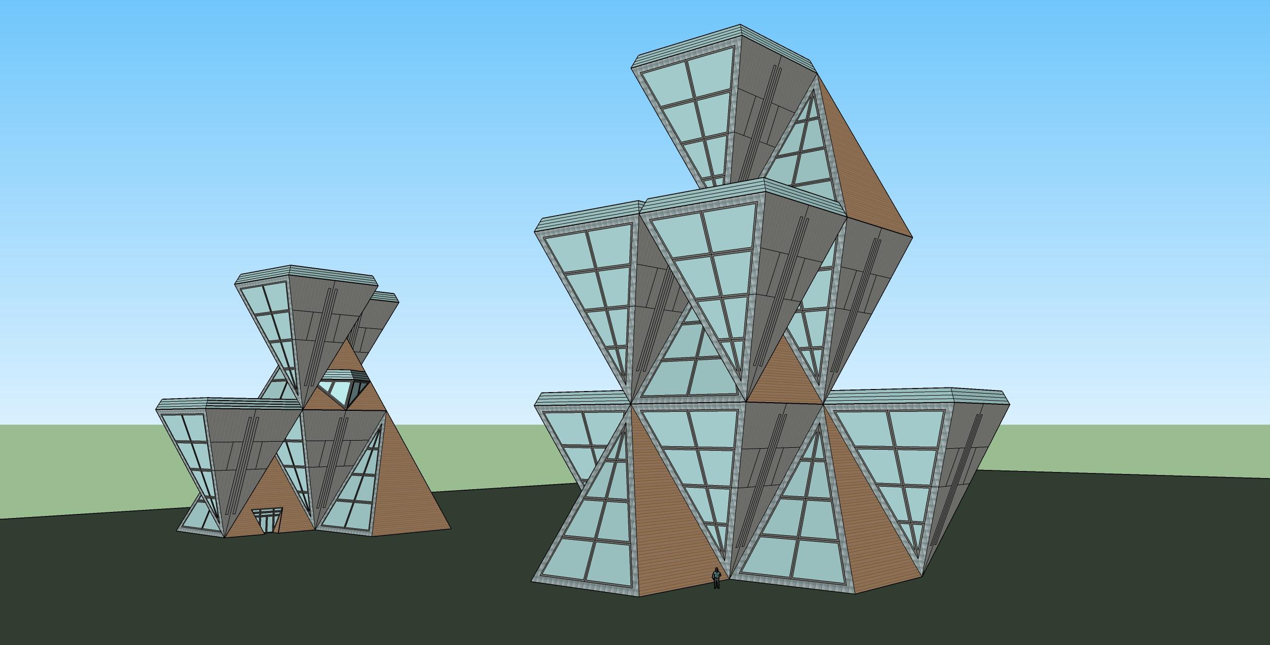 DIAMOND BUILDING BLOCKS