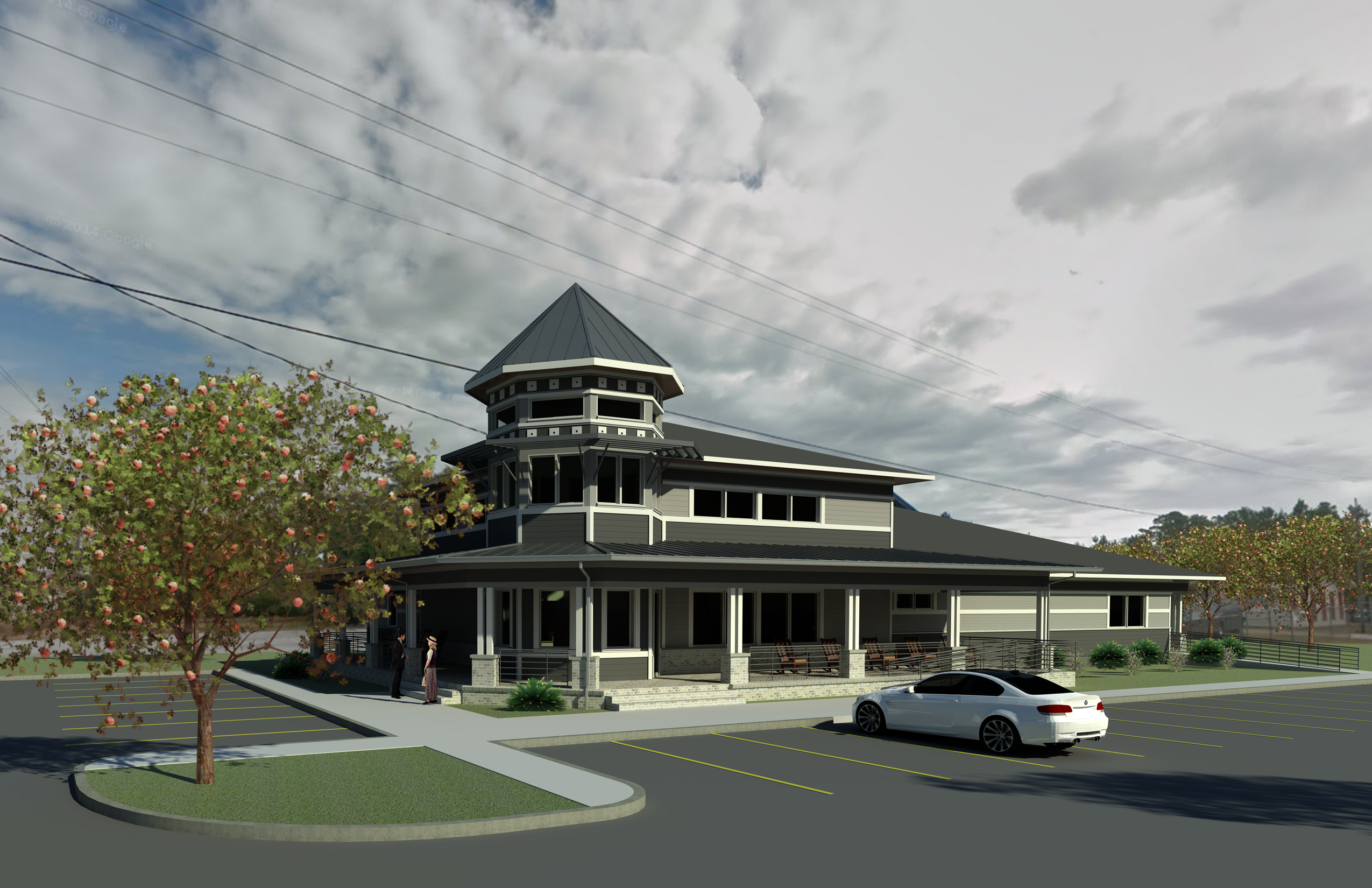 SANBORN ORTHODONTICS - RENDERED