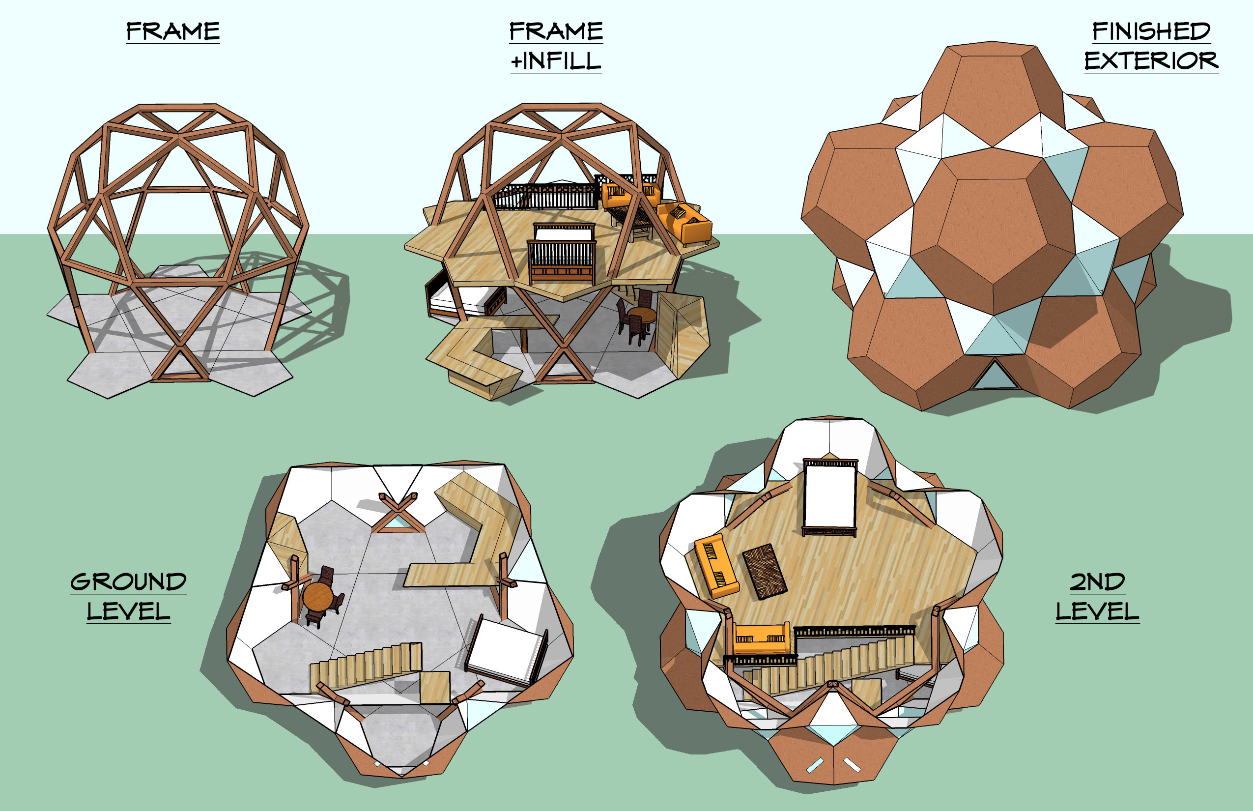 Air BB Dodecahedron BOARD 01