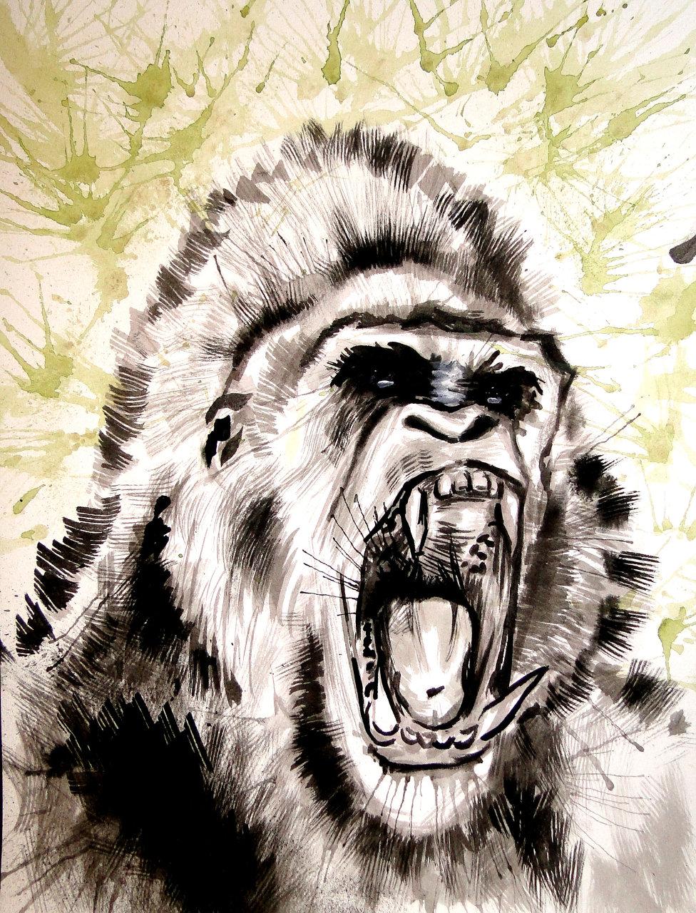 Mean+Monkey