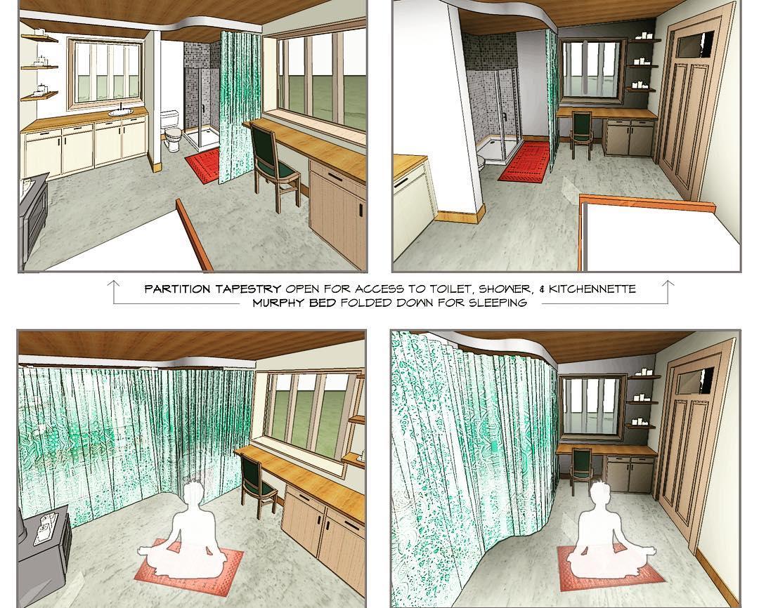 Meditation Cabin 02