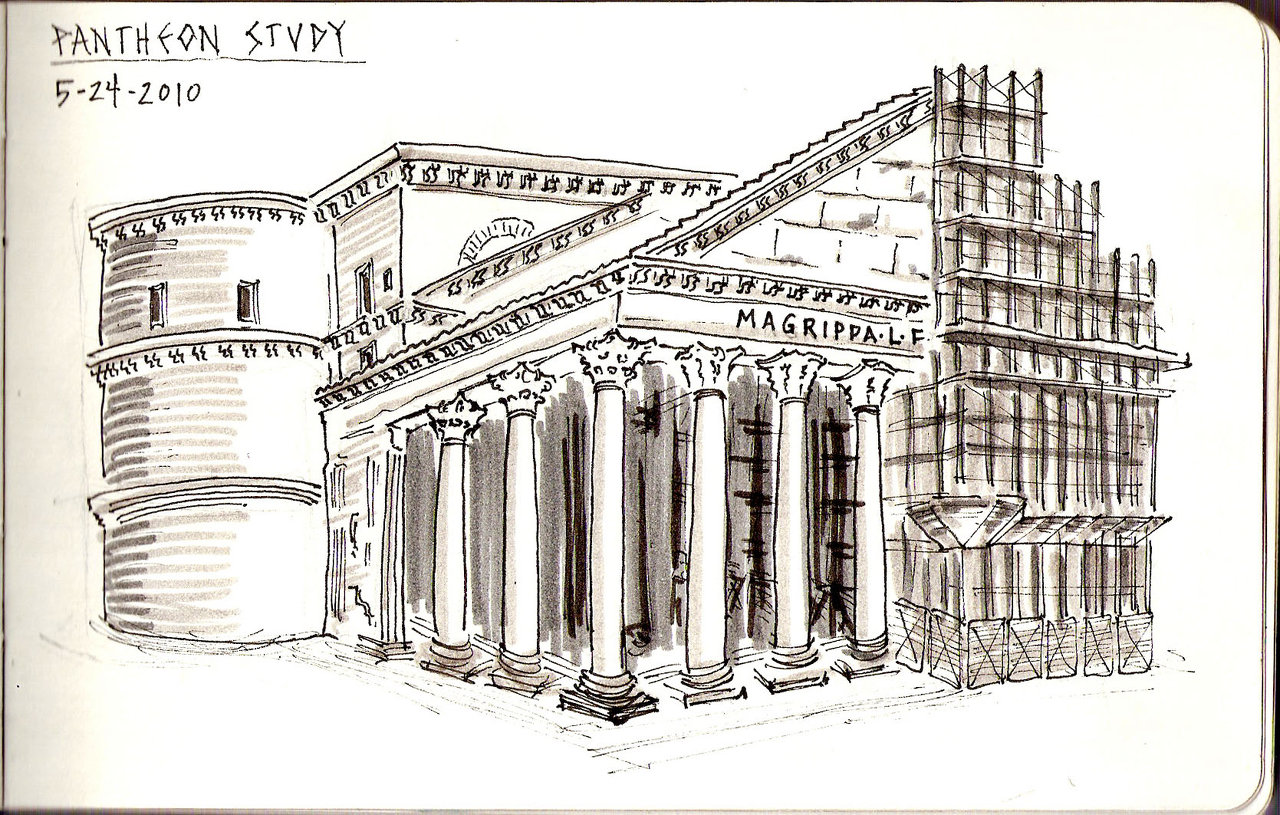 sketch+Pantheon