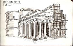 sketch+Pantheon