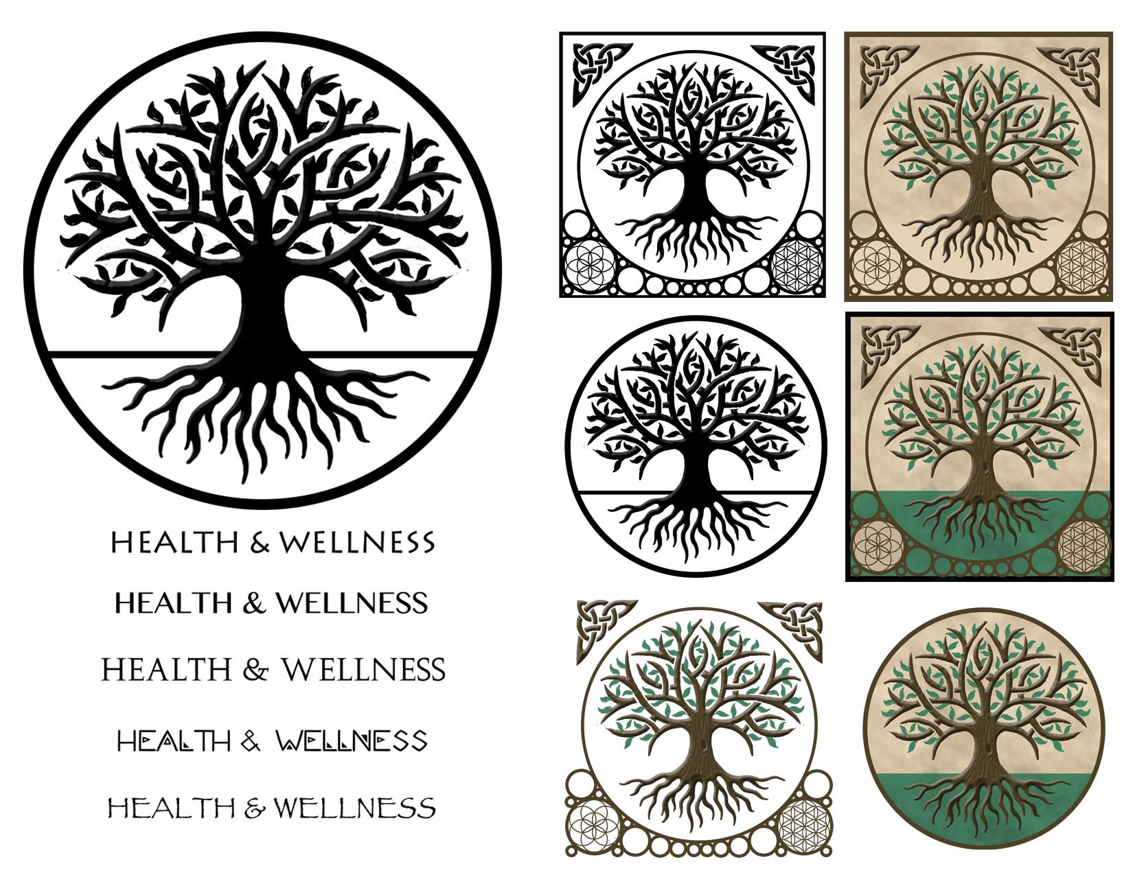 LIFE TREE Logos