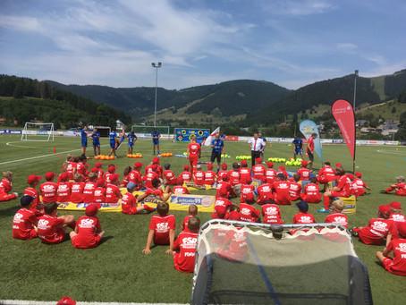Fussballcamp 2019 ist eröffnet!