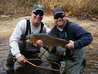 Private Trophy Trout Stream