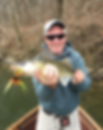 New River Fishing Guides Smallmouth Bass