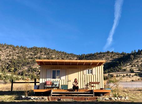 Mt. Shasta Tiny House