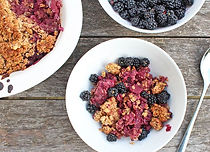 Apple and Blackberry crumble.jpg
