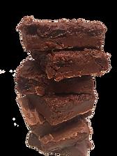 Dairy free mint chocolate fudge