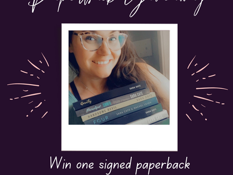 Win a paperback!