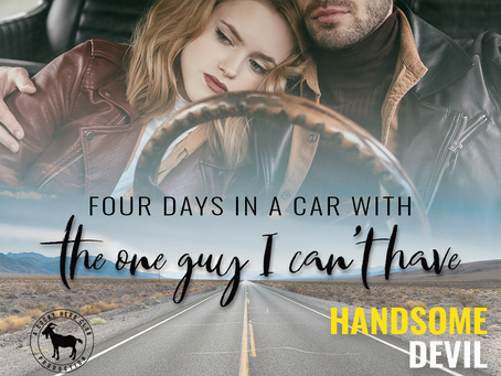 Four days in a car with the one man I can't have...