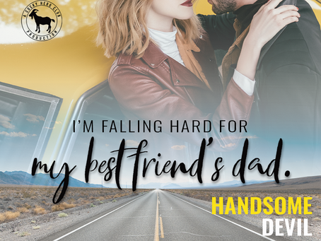 Handsome Devil is coming soon!