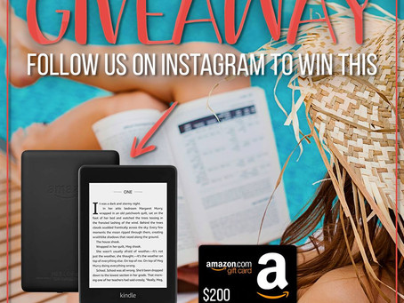 🔥 RED HOT SUMMER GIVEAWAY 🔥