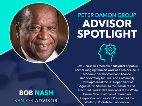With more than 40 years of experience, Bob J. Nash is a veteran public servant