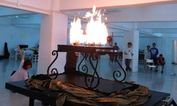 Flambe Illusion designed for Cyril