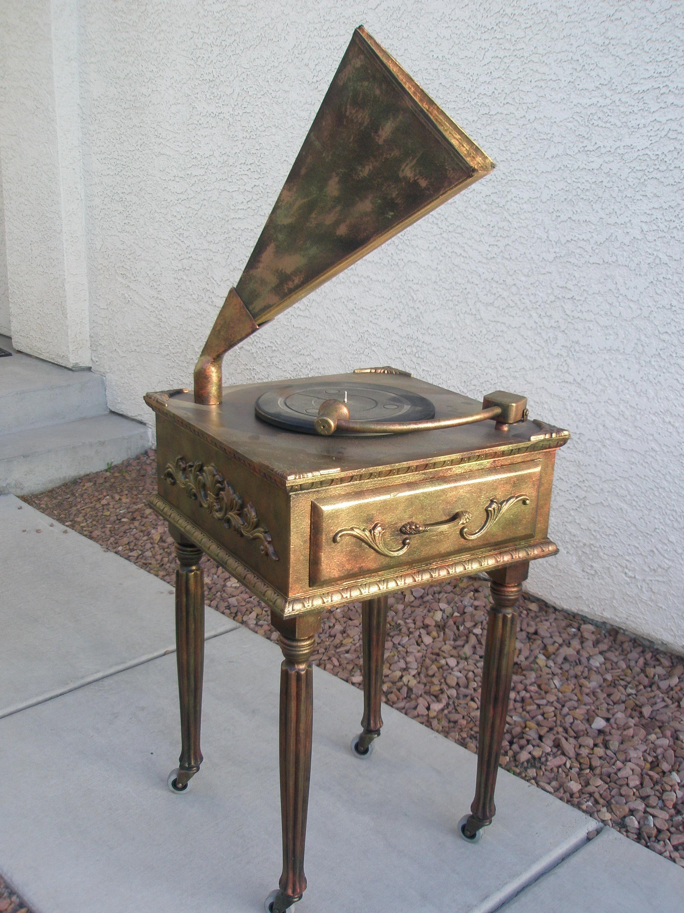 Arkell Gramaphone