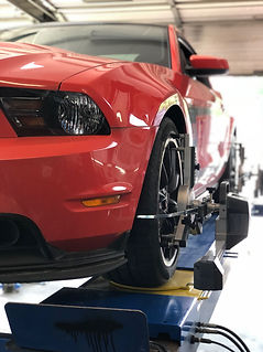 2012 FORD MUSTANG RED ALIGNMENT.JPG