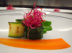 Starting with vegetables