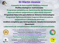 Cell well being Dr. Martin Azanza