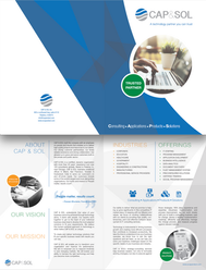 Two-page Brochure
