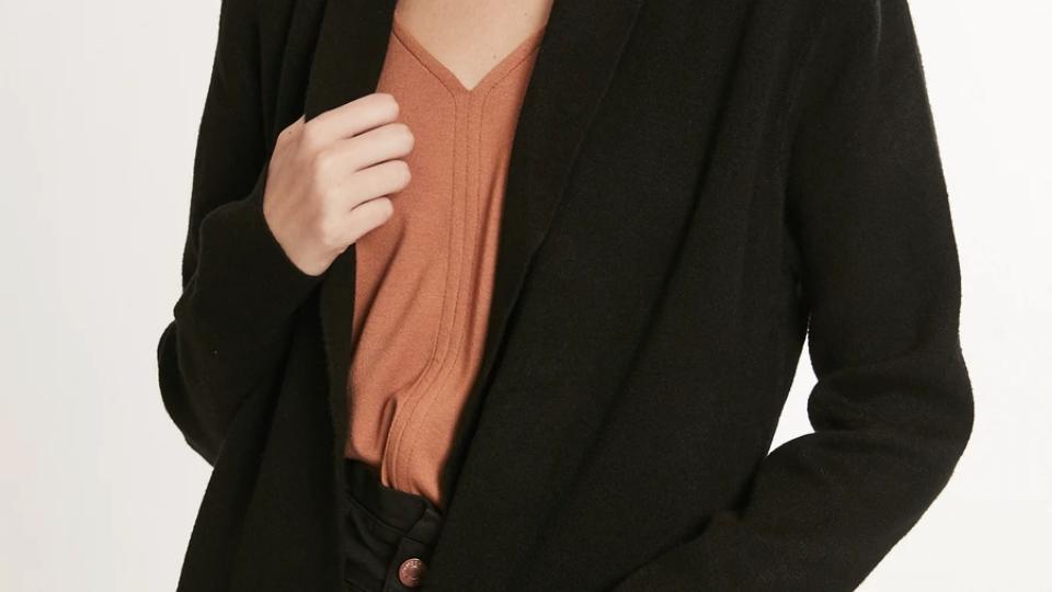 Bereny Coat | Black