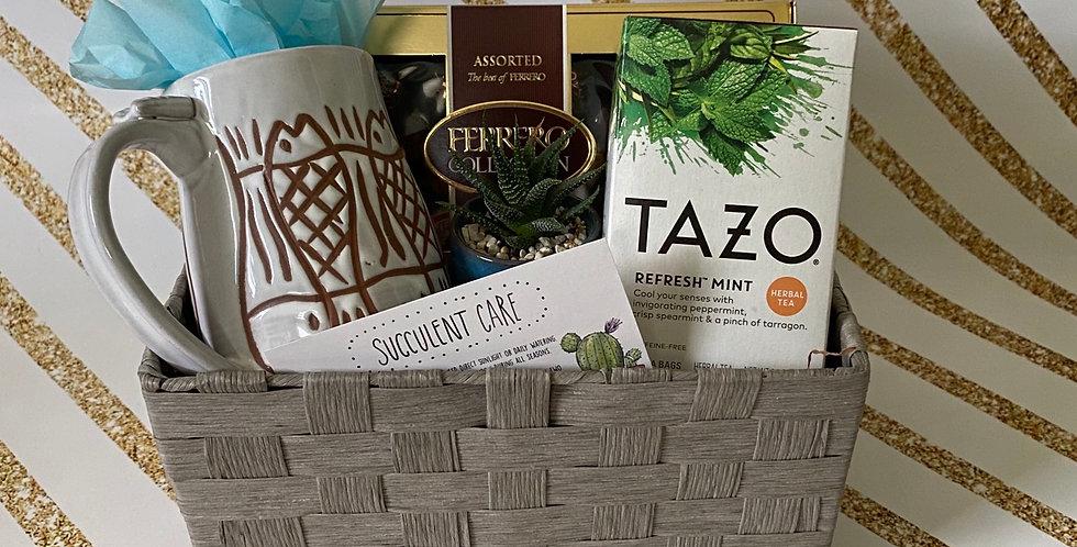 Tea & Chocolate