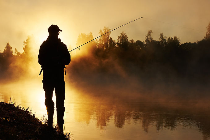 fisherman-sillhouette-against-sunset-opt