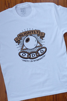 Guys Unity is Strength tee