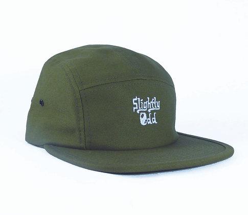 Odd Olive Camp Cap