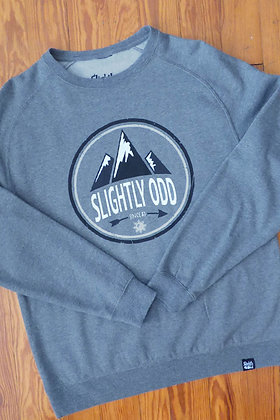 Mountain Raglan Sweatshirt
