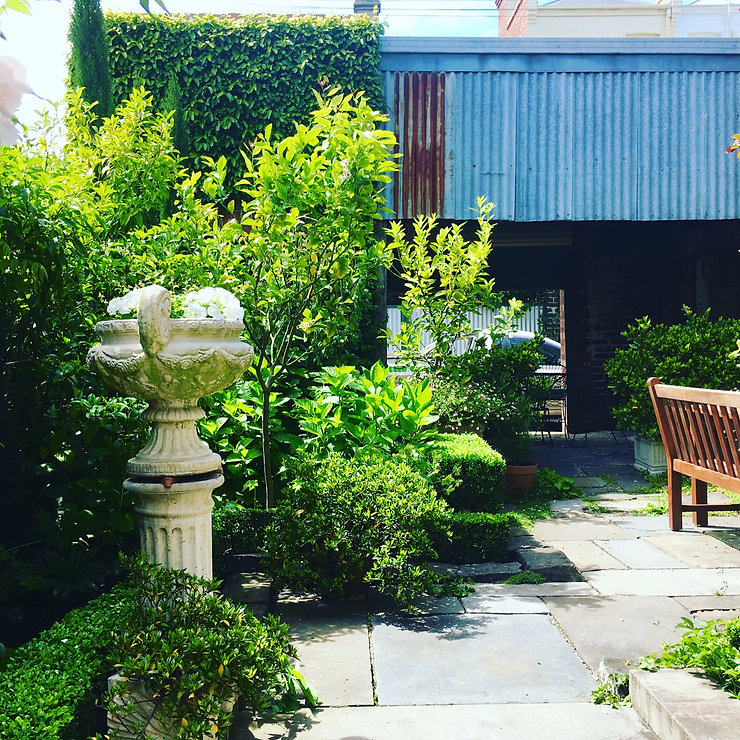 Parkville Courtyard