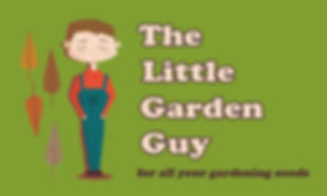 The Little Garden Guy