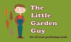 The Little Garden Guy