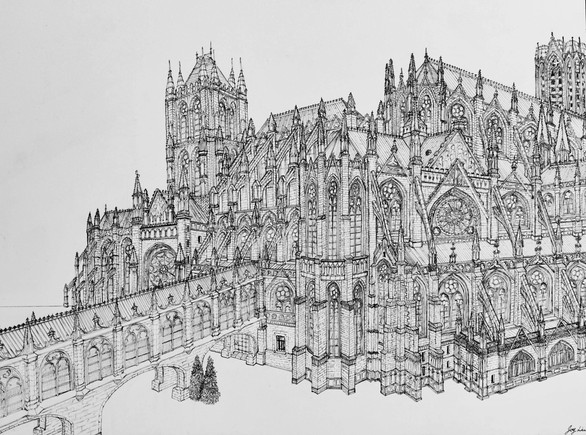 Imaginary Cathedrals