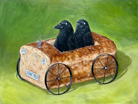 The Bread Mobile