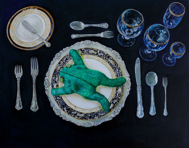 Froggy Supper