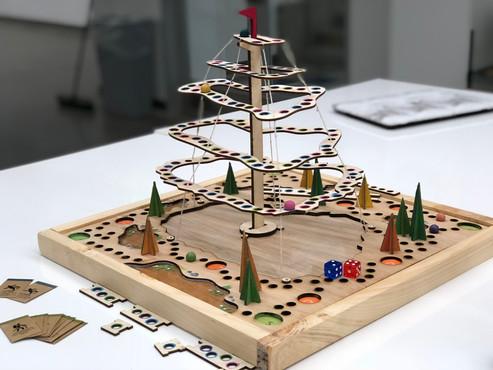 The Mountain Game