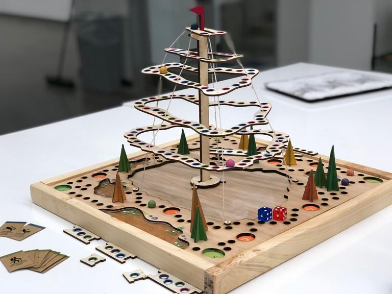 The Mountain Game: Uncollpas