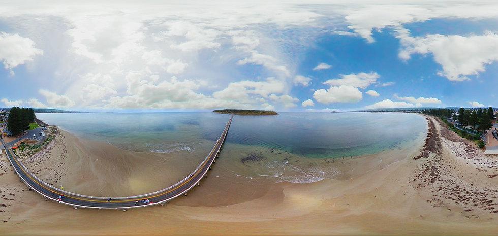GRANITE-ISLAND-DRONE-360-causeway1.jpg