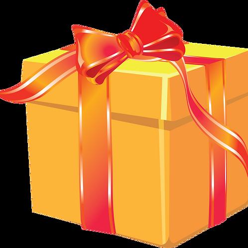 Подарочный сертификат   MARBI на 10 000 рублей